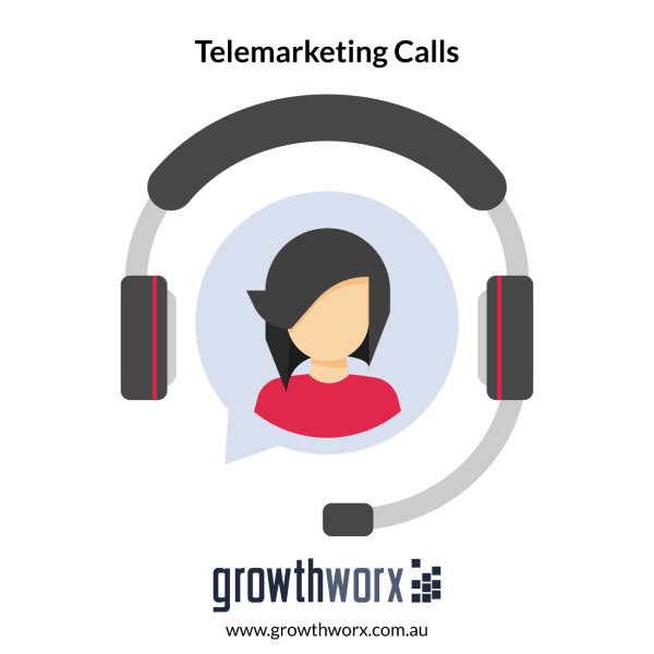 We will make 1000 telemarketing calls to set appointments 1