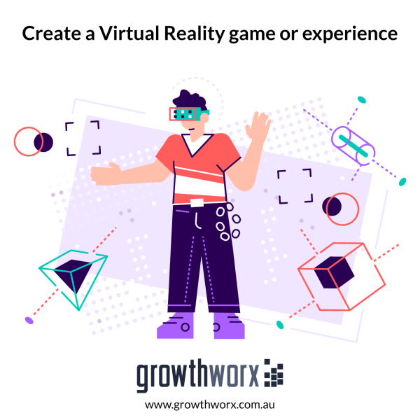 Create a Virtual Reality game or experience 1