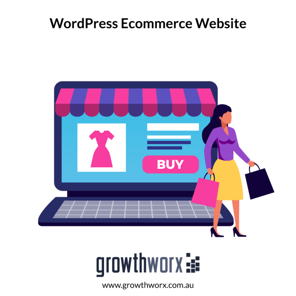 Develop a 10 page Wordpress website with ecommerce (Paypal), easy to use admin panel and 10 products 1