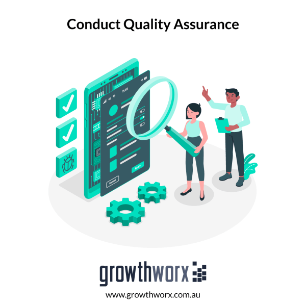 Conduct quality assurance on your software for 3.5 hours: includes sanity testing, bug report, test cases and videos. 1