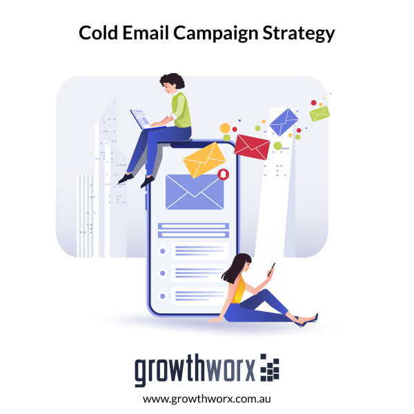 Create a cold email campaign strategy 1