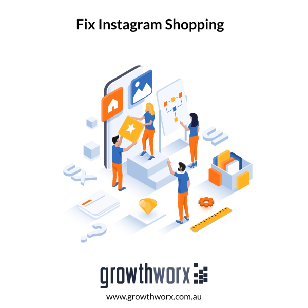 Fix your Instagram shopping and product tagging issues via a screen share meeting (excludes Instagram internal errors) 1