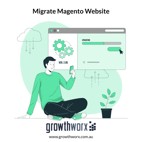 Migrate all your Magento 1 ecommerce store data, themes and extensions to to Magento 2 1