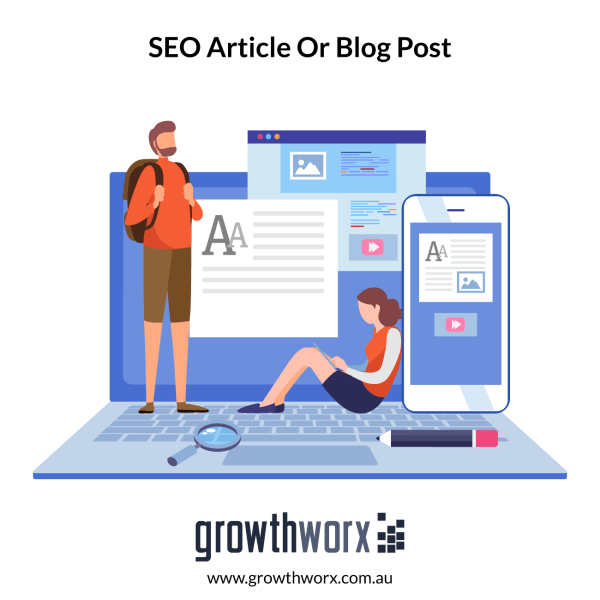 Write a 500-600 word SEO article or blog post on any topic 1