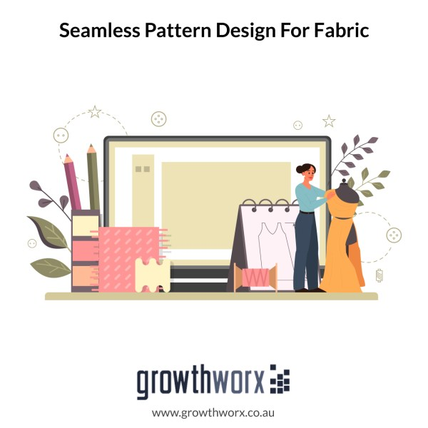 I will design seamless repeat surface pattern design for fabric 1