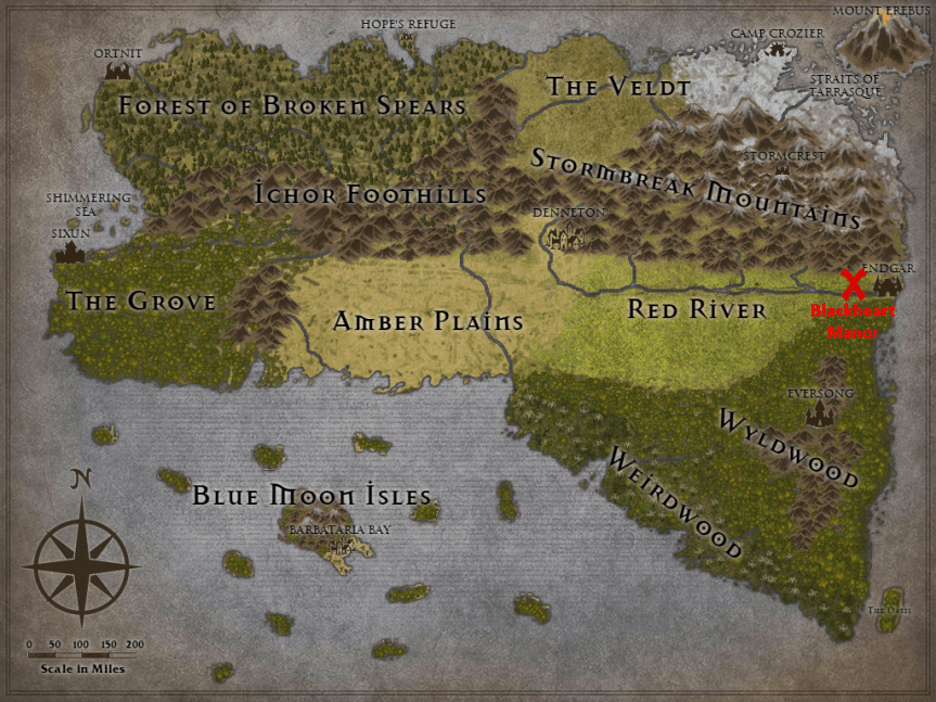 The Tanius Campaign Journal – Chapter 19: The Eye of The Storm