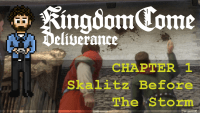 Kingdom Come Deliverance - Skalitz Poop