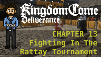 Fighting In The Rattay Tournament
