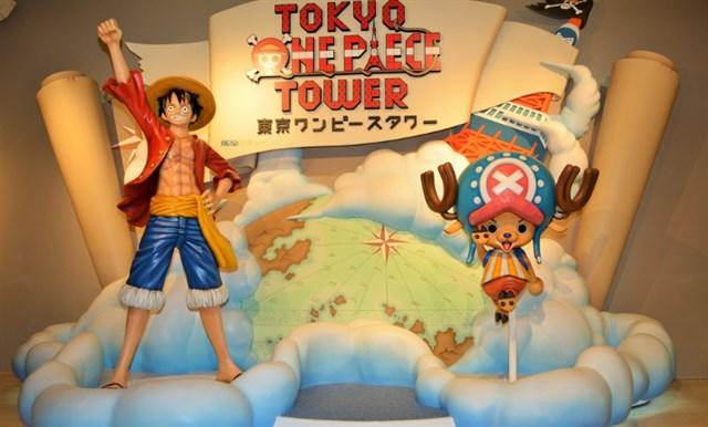 東京ワンピースタワー,混雑状況,GW,ゴールデンウィーク,アクセス,駐車場