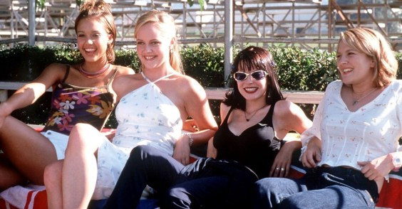 Never Been Kissed body image