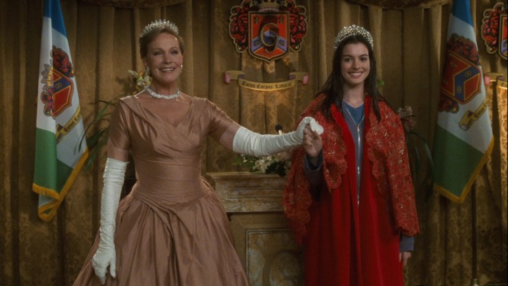 princess diaries marvel feature image