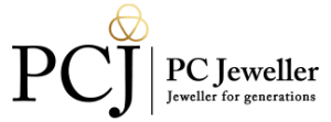 pc jewellers logo share