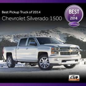 Cars.com Best of Silverado