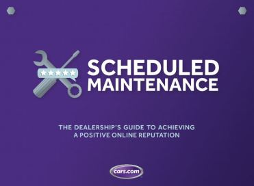 scheduled maintanence cover