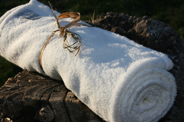 Product of the Week – Hemp Bath Towel