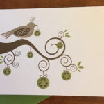 Recycle Bird Holiday Card Set