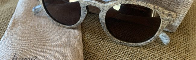 Product of the Week – Hemp Sunglasses by Hemp Eyewear Edinburgh