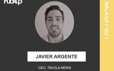 Speaker Fuckup Nights: Javier Argente