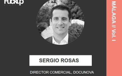 Speaker FuckUp Nights: Sergio Rosas