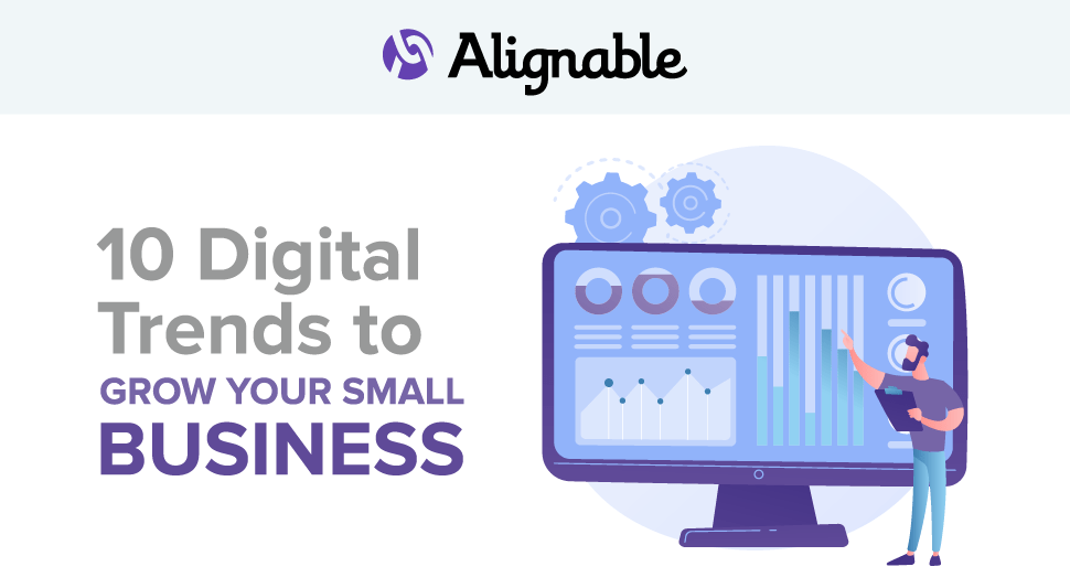 10 Digital Trends to Grow Your Small Business