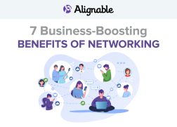 7 business boosting benefits of networking