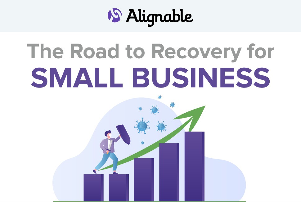 the road to recovery for small business