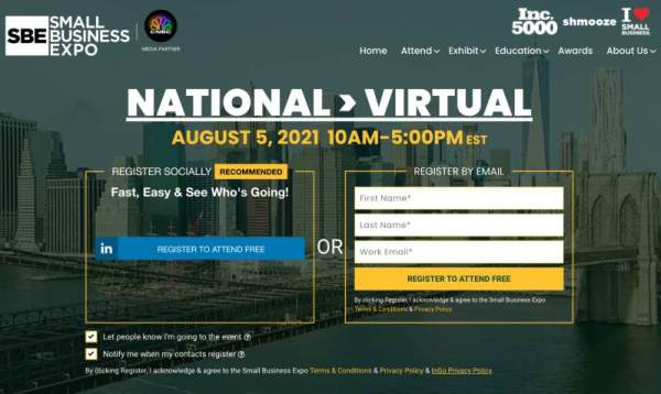 virtual conference | Virtual Events Guide: Ultimate Playbook for Small Biz Owners