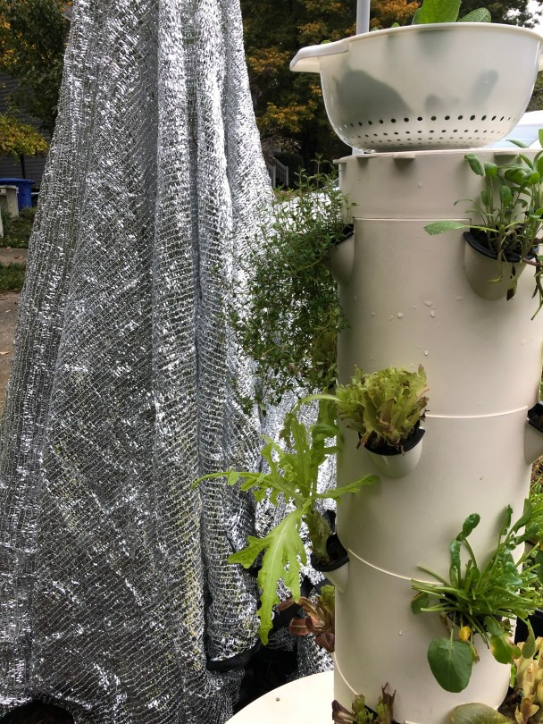 Weather Cover by Tower Garden