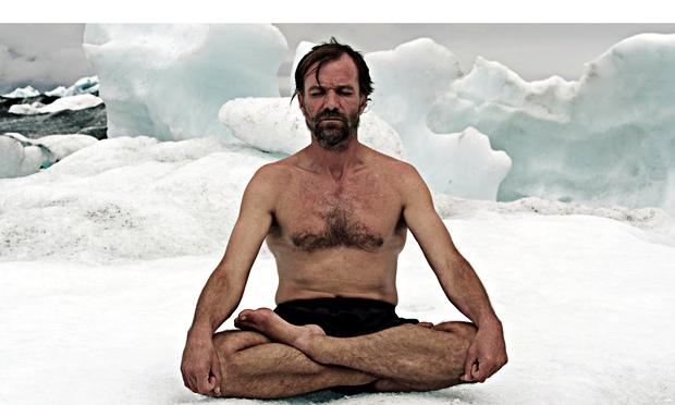 Wim Hof, The Iceman