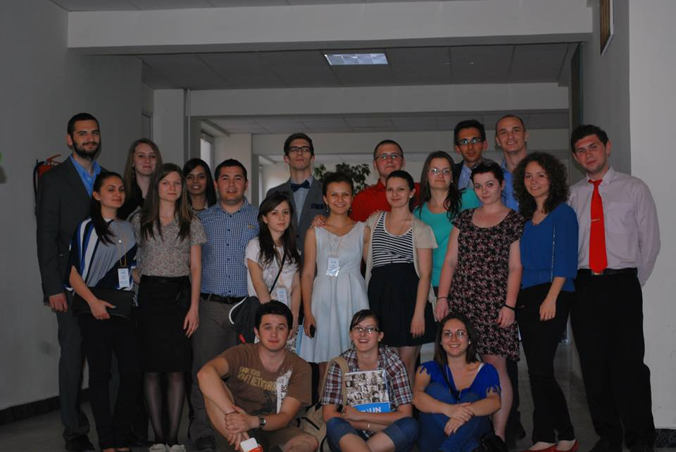 Organizare Banat Model United Nations 2013 - Toma Grozavescu