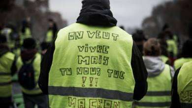 Photo de Et si des gilets jaunes rejoignaient la marche pour le climat ?