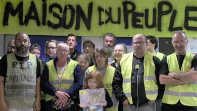 Photo de A Saint-Nazaire pour l'Assemblée des assemblées