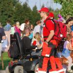 Zabezpieczenia medyczne - patrol ratowniczy