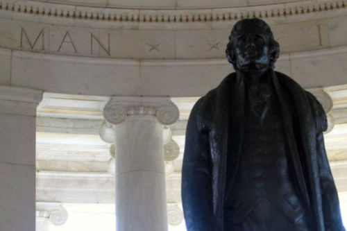 Jefferson Memorial, must-see washington dc