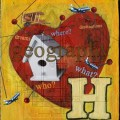spending the holidays abroad, home for the holidays, artwork by christine kaaloa