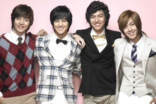 boys over flowers, how to make your own Korean drama tour, how to make youre own k-drama tour