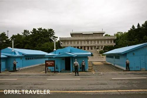 dmz border photo, visiting the dmz, things to see in seoul, cool things to do in seoul, seoul trip planning