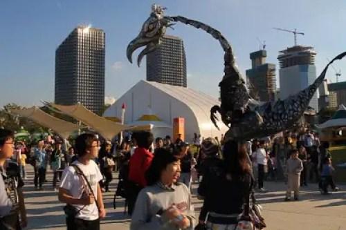 Hi Seoul Festival photos