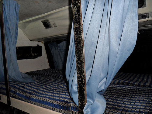overnight buses in india, sleeper bus in india