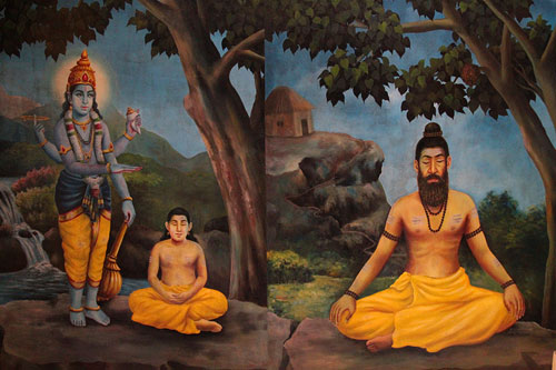 Things you should know about staying at an Indian ashram