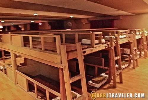 siloams bunk beds