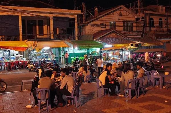 street food cafes