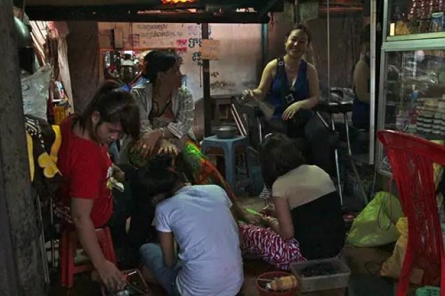 beauty salon cambodia