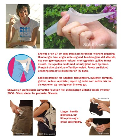 female urinary device, fud, sheewee