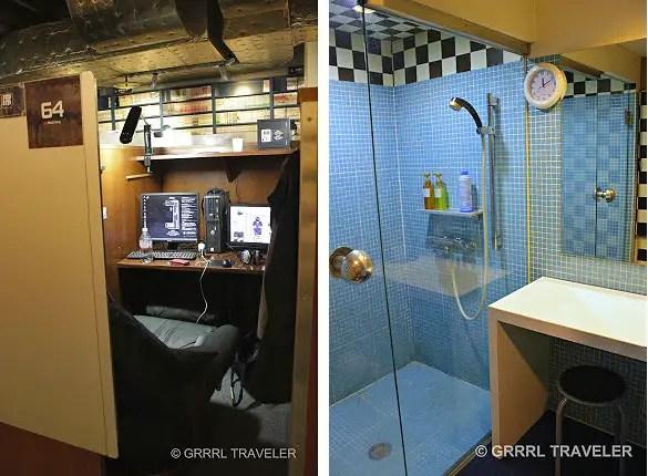 manga cafe popeye, tokyo cubicle manga cafe, media cafe popeye fukuoka, manga community in Japan