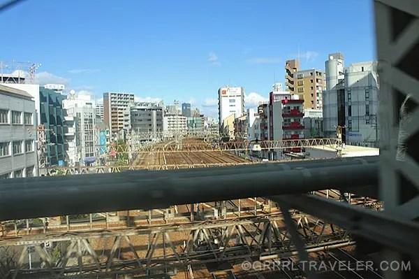 japan landscape, japan railroad, japanese industrialization