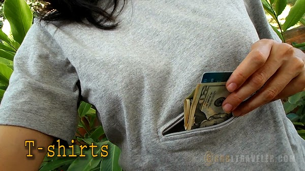 clever travel companion t-shirt giveaway