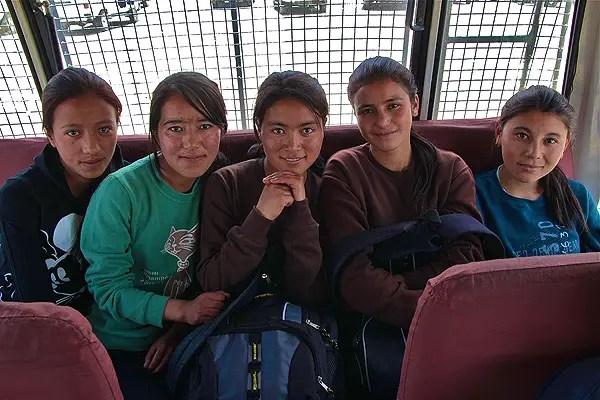 ladakhi teens