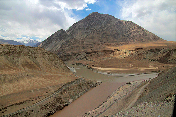 sangam river confluence ladakh, magnetic hill ladakh, ladakh travel guide, what to do in ladakh leh