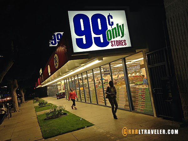 99 cent stores los angeles, dollar stores